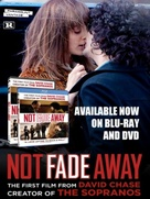Not Fade Away - Video release poster (xs thumbnail)