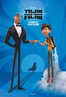 Spies in Disguise - Polish Movie Poster (xs thumbnail)