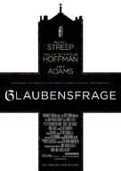 Doubt - German Movie Poster (xs thumbnail)