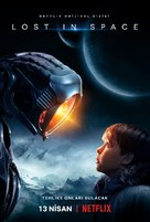 """""""Lost in Space"""" - Turkish Movie Poster (xs thumbnail)"""