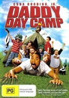 Daddy Day Camp - Australian DVD movie cover (xs thumbnail)