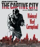 The Captive City - Blu-Ray cover (xs thumbnail)
