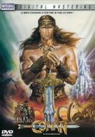 Conan The Destroyer - French Movie Cover (xs thumbnail)