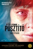 Destroyer - Hungarian Movie Poster (xs thumbnail)