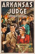 Arkansas Judge - Movie Poster (xs thumbnail)