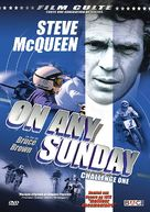 On Any Sunday - DVD movie cover (xs thumbnail)