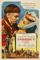 Henry V - Puerto Rican Movie Poster (xs thumbnail)