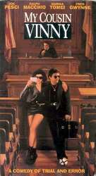 My Cousin Vinny - VHS movie cover (xs thumbnail)