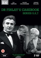 """Dr. Finlay's Casebook"" - British DVD cover (xs thumbnail)"