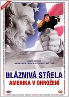 An American Carol - Czech DVD movie cover (xs thumbnail)