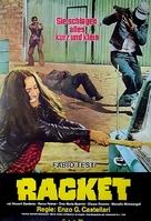 Il grande racket - German Movie Poster (xs thumbnail)