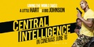 Central Intelligence - British Movie Poster (xs thumbnail)