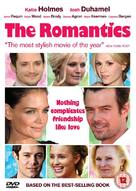 The Romantics - British Movie Cover (xs thumbnail)