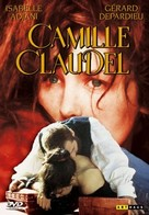 Camille Claudel - German DVD cover (xs thumbnail)