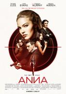 Anna - Estonian Movie Poster (xs thumbnail)