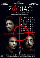 Zodiac - German Movie Cover (xs thumbnail)