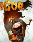 Igor - Blu-Ray cover (xs thumbnail)