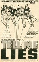 Tell Me Lies - Movie Poster (xs thumbnail)