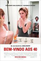 This Is 40 - Brazilian Movie Poster (xs thumbnail)