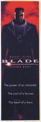 Blade - Australian Movie Poster (xs thumbnail)