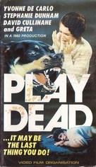 Play Dead - VHS cover (xs thumbnail)