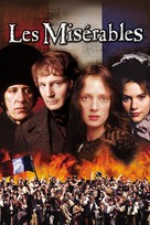 Les Misérables - DVD cover (xs thumbnail)
