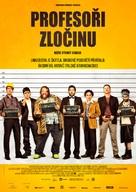 Smetto quando voglio: Ad honorem - Czech Movie Poster (xs thumbnail)