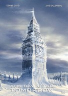 The Day After Tomorrow - DVD movie cover (xs thumbnail)