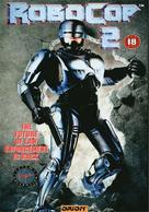 RoboCop 2 - British VHS cover (xs thumbnail)