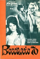 Boccaccio '70 - German Movie Cover (xs thumbnail)