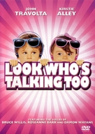 Look Who's Talking Too - DVD movie cover (xs thumbnail)