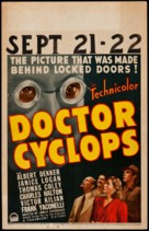 Dr. Cyclops - Movie Poster (xs thumbnail)