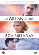To Gillian on Her 37th Birthday - Danish DVD cover (xs thumbnail)