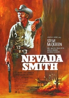 Nevada Smith - German Movie Poster (xs thumbnail)
