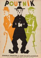 The Chaplin Revue - Czech Movie Poster (xs thumbnail)