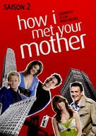 """How I Met Your Mother"" - French Movie Cover (xs thumbnail)"