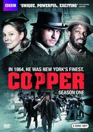 """Copper"" - DVD movie cover (xs thumbnail)"