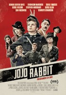 Jojo Rabbit - Spanish Movie Poster (xs thumbnail)