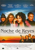 Twelfth Night: Or What You Will - Spanish Movie Poster (xs thumbnail)