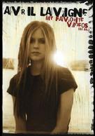 Avril Lavigne: My Favorite Videos (So Far) - DVD movie cover (xs thumbnail)