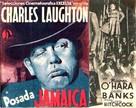 Jamaica Inn - Spanish Movie Poster (xs thumbnail)