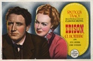 Edison, the Man - Spanish Movie Poster (xs thumbnail)