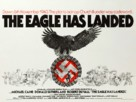 The Eagle Has Landed - British Movie Poster (xs thumbnail)