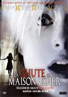 The House of Usher - French DVD cover (xs thumbnail)