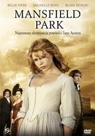 Mansfield Park - Polish DVD cover (xs thumbnail)