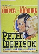 Peter Ibbetson - Movie Poster (xs thumbnail)