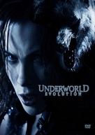 Underworld: Evolution - DVD cover (xs thumbnail)