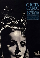 Queen Christina - Polish Movie Poster (xs thumbnail)