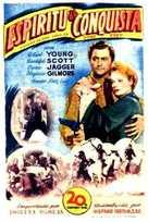 Western Union - Spanish Movie Poster (xs thumbnail)
