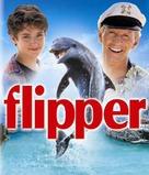Flipper - Blu-Ray movie cover (xs thumbnail)